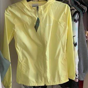 Light yellow jacket